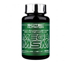 Scitec Mega MSM 100caps