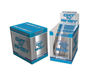 Scitec Oat 'N' Whey box12x92g (Parim enne: 01:2020)