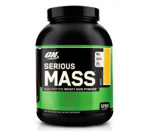 Optimum Nutrition Serious Mass, 2.72kg (Parim enne 06.2020)