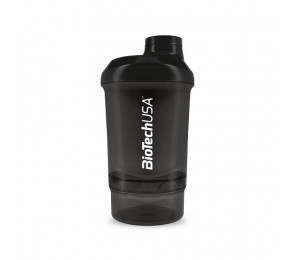 BioTech USA Wave+ Nano Shaker 300ml (+150ml)