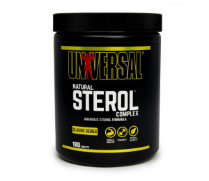 Universal Nutrition Natural Sterol Complex 180tabs