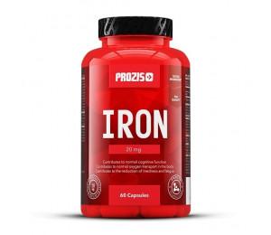 Prozis Iron 20 mg 60caps (Parim enne: 01.2020)