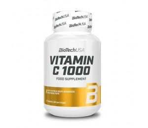 BioTech USA VITAMIN C 1000, 30tabs