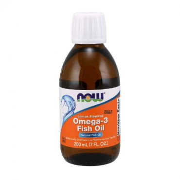 Now Foods Omega 3 Fish Oil 200ml