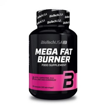 BioTech USA Mega Fat Burner 90caps