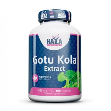 Haya Labs Gotu Kola Extract 100caps