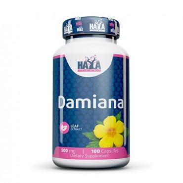 Haya Labs Damiana Leaf Extract 100caps