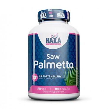 Haya Labs Saw Palmetto 550mg 100caps