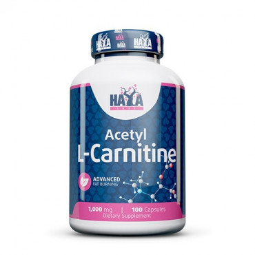 Haya Labs Acetyl L-Carnitine 1000mg 100caps