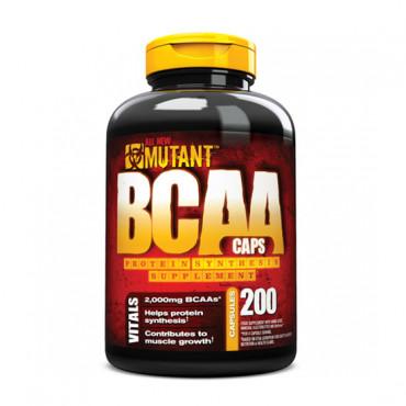Mutant BCAA 200caps