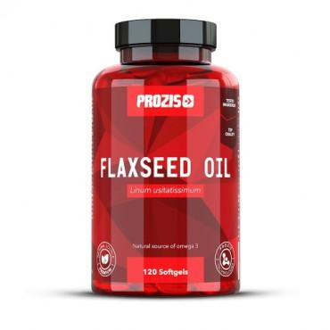 Prozis Flaxseed Oil 120 softgels