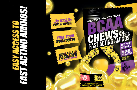 Easy access to fast acting aminos!