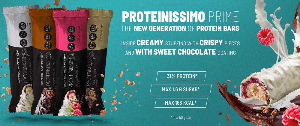 Scitec PROTEINISSIMO Prime Bar