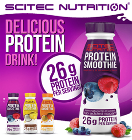 Scitec Protein Smoothie 330ml