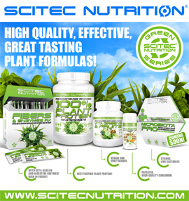 Scitec Nutrition Green Series