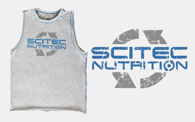 Sleeveless T-Shirt - Scitec Nutrition